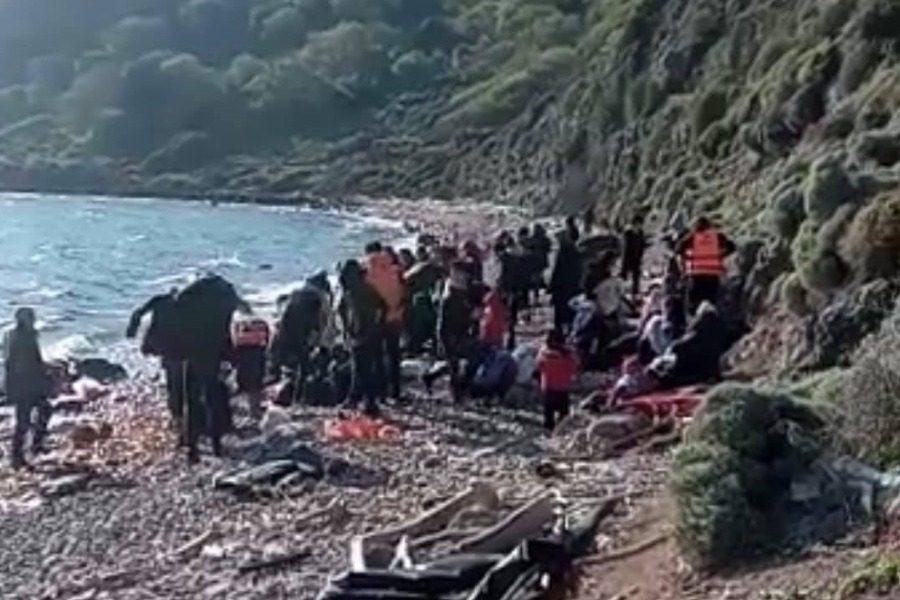 37 προσφυγόπουλα ηλικίας κάτω των πέντε ετών!