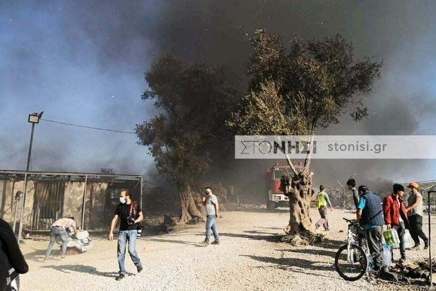 Αποζημιώσεις για τις ζημιές από τις φωτιές και το κλείσιμο των δρόμων