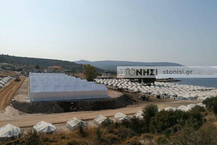 Ερώτηση βουλευτών ΣΥΡΙΖΑ για τις υγειονομικές συνθήκες στο Περιφερειακό Γραφείο Ασύλου Λέσβου