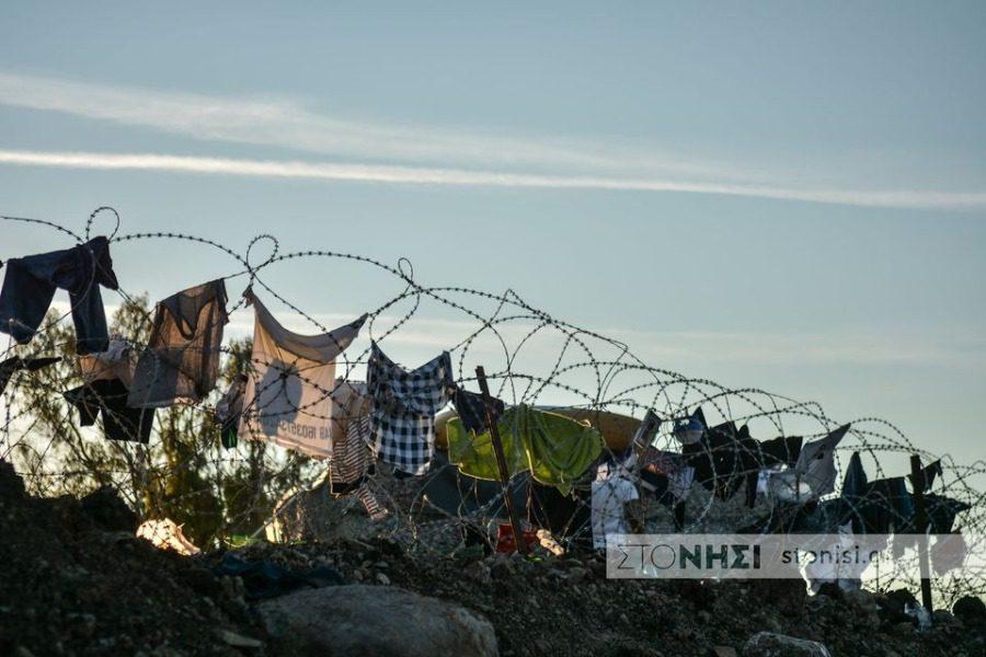Από το ΚΥΤ Λέσβου ξεκινά η εφαρμογή του νέου Συμφώνου για τη Μετανάστευση