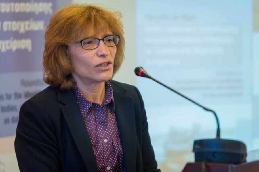 Ζαχαρούλα Τσιριγώτη: «Με αδύναμο κρατικό μηχανισμό το προσφυγικό δεν αντιμετωπίζεται»