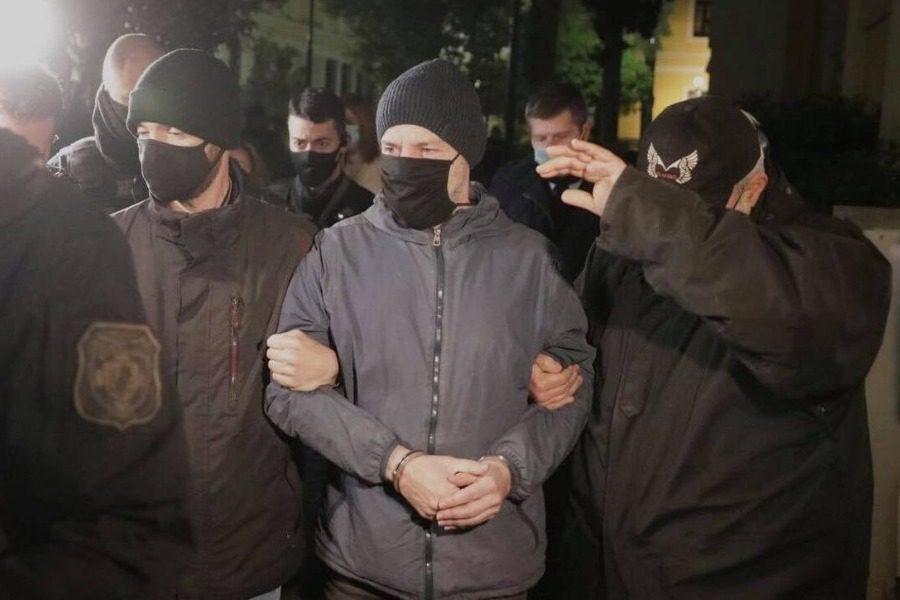 Προφυλακιστέος κρίθηκε ο Δημήτρης Λιγνάδης