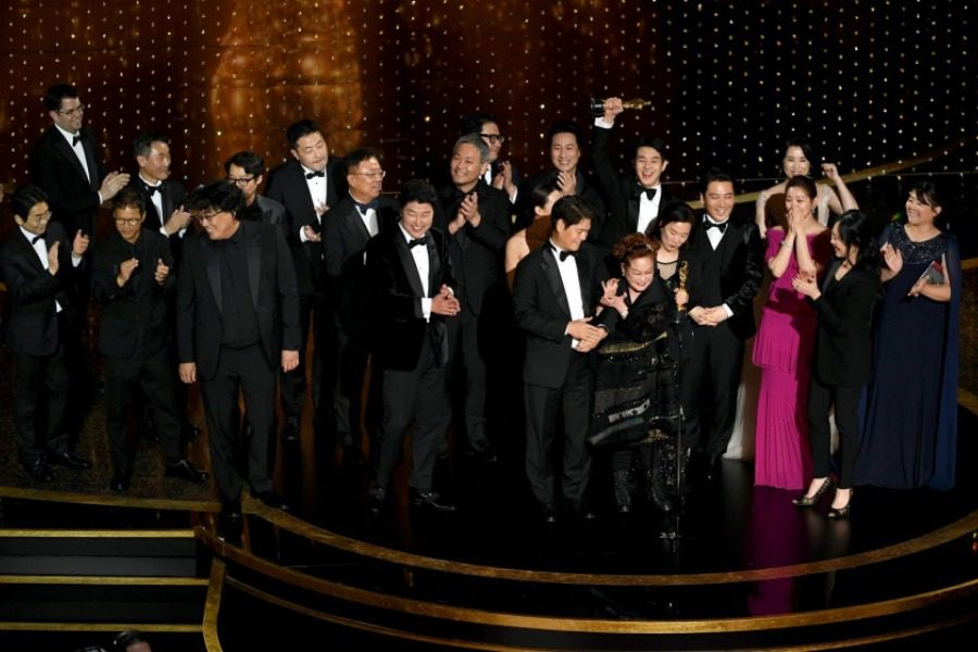 Όσκαρ 2020: Καλύτερη ταινία τα Παράσιτα