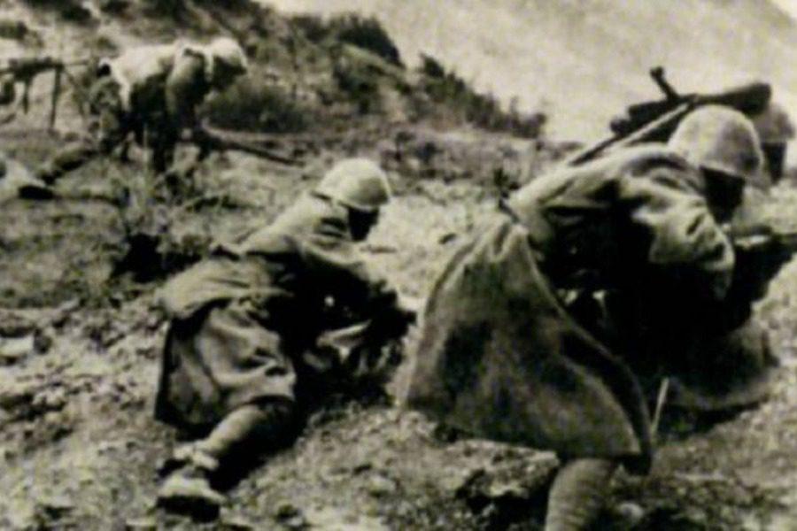 Τι κάνατε στον πόλεμο «μουρέλια μ';»