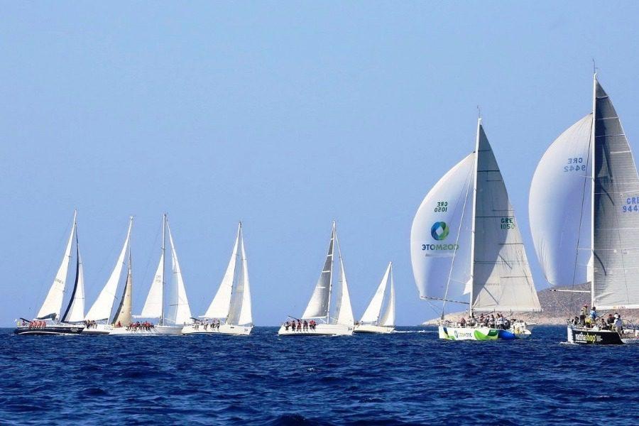 Για πρώτη φορά στα Ψαρά η Αegean Regatta 2019
