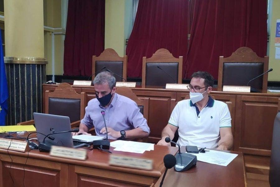 Συνεδρίασε η περιφερειακή επιτροπή διαβούλευσης