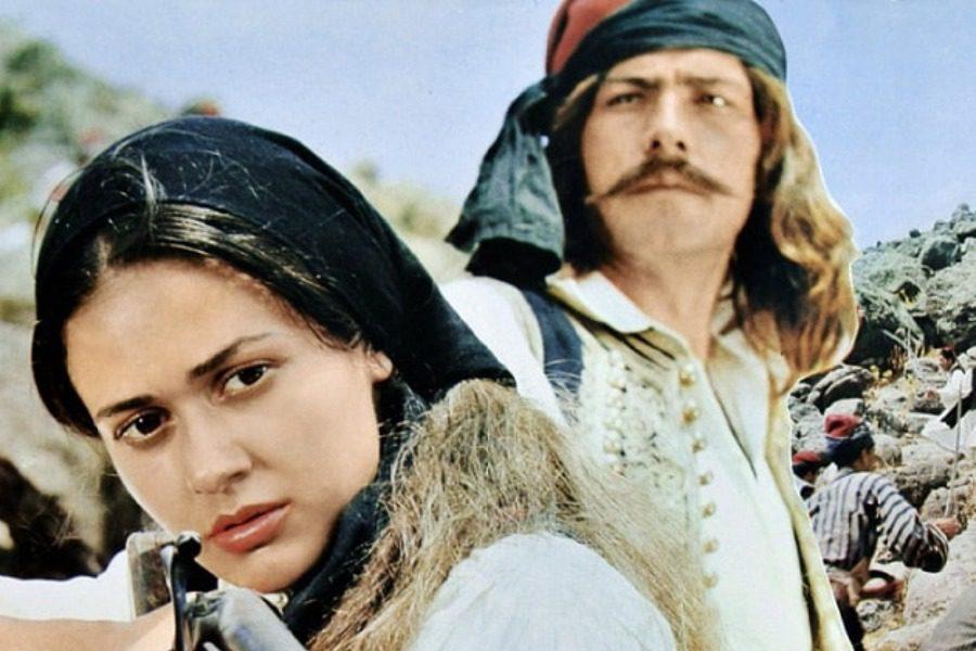 Πώς γυρίστηκε το 1972 ταινία στα βουνά της Δυτικής Λέσβου