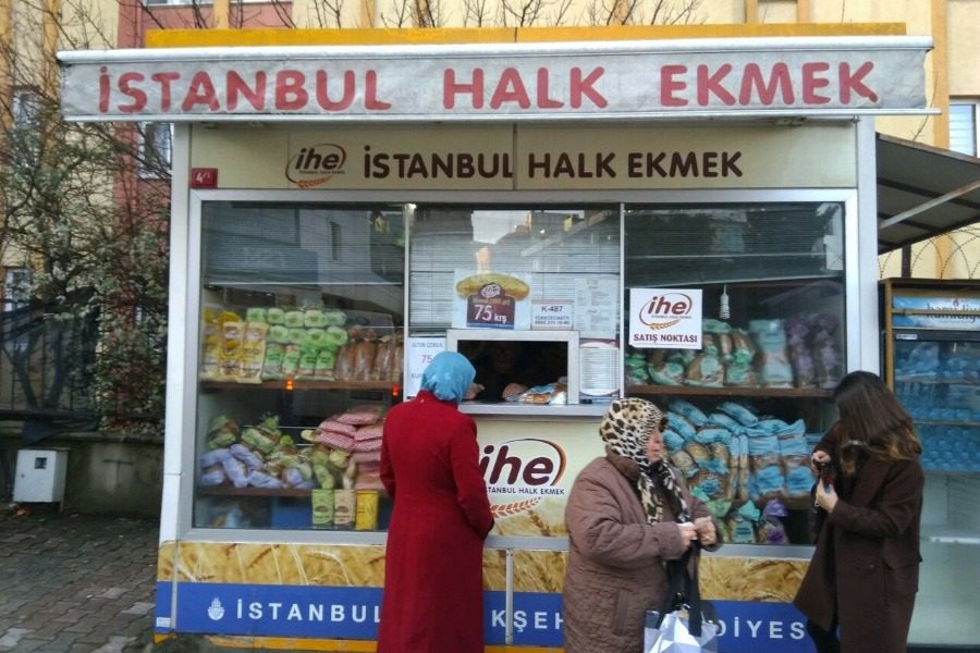 Διαβάζοντας την πολιτική στην Τουρκία μέσω του «πολέμου του ψωμιού»