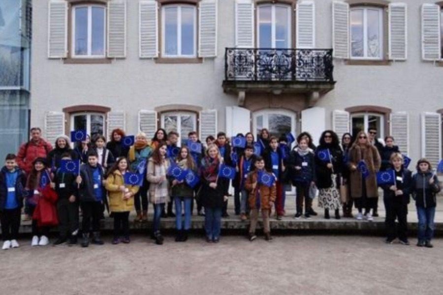 Στο Στρασβούργο οι μαθητές του Δημοτικού Σχολείου Σκοπέλου