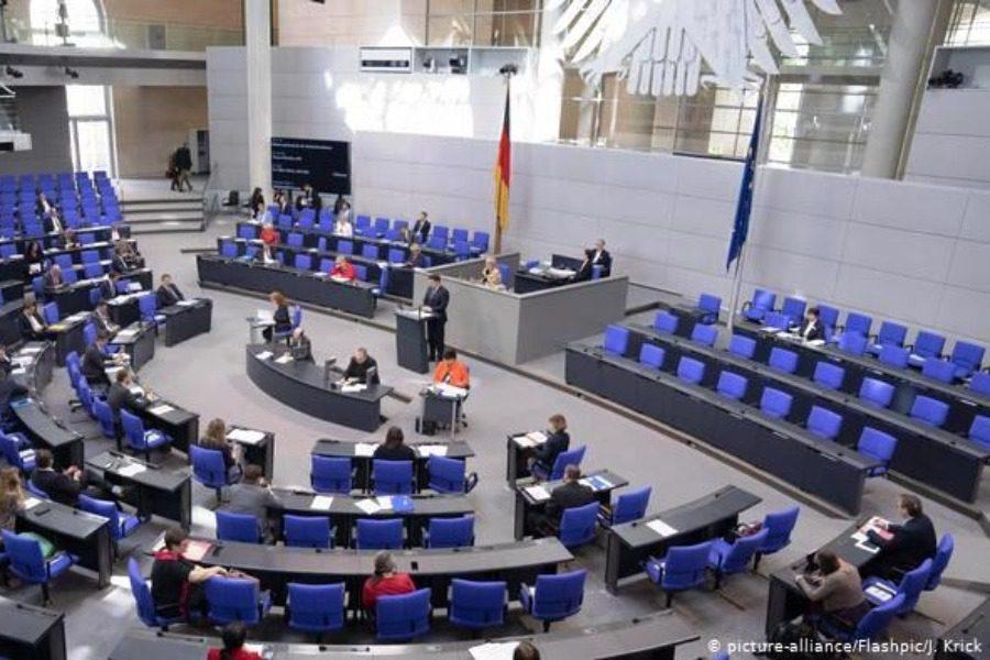 Συζήτηση για τη Μόρια στη γερμανική βουλή
