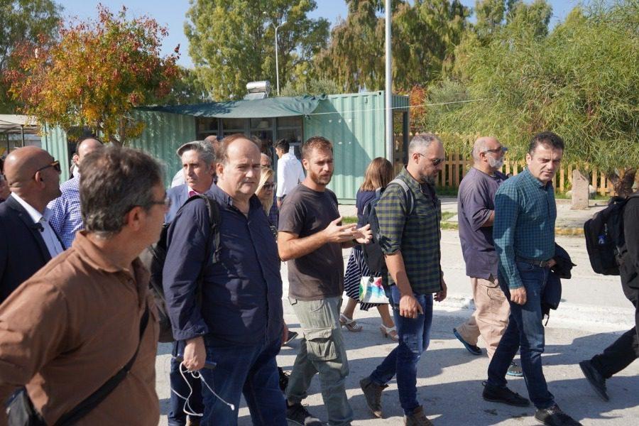 Στη Μυτιλήνη αντιπροσωπεία της Διδασκαλικής Ομοσπονδίας Ελλάδας