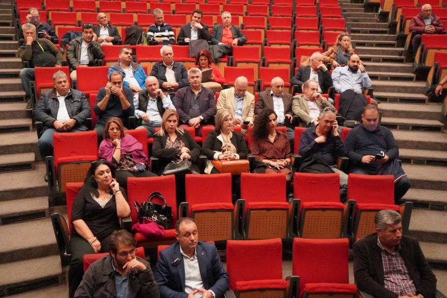 Νέο Διοικητικό Συμβούλιο στην Περιφερειακή Ένωση Δήμων Βορείου Αιγαίου