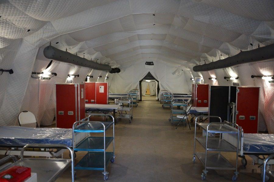 Το Ολλανδικό Κέντρο Υγείας πάει…. Νοσοκομείο