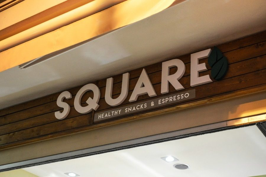 Eγκαινία για το SQUARE Healthy Snacks & Espresso