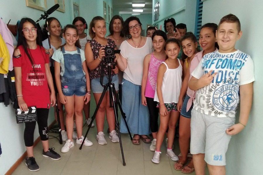 Εβδομάδα Κινηματογράφου στο 3ο Δημοτικό Σχολείο Πλωμαρίου