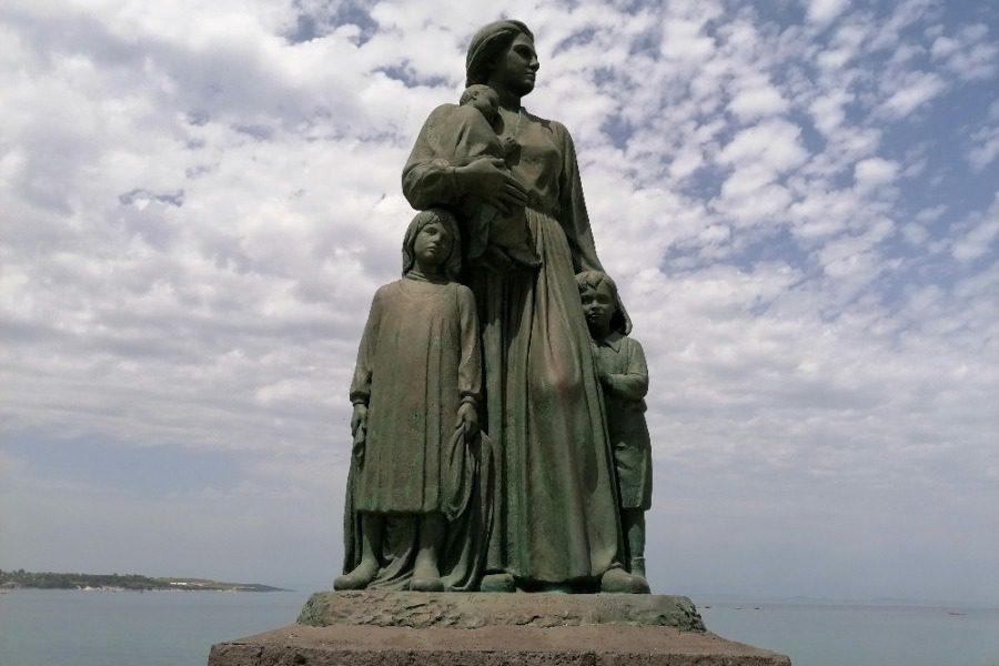 Μια Μικρασιάτισσα Μάνα στην Επάνω Σκάλα
