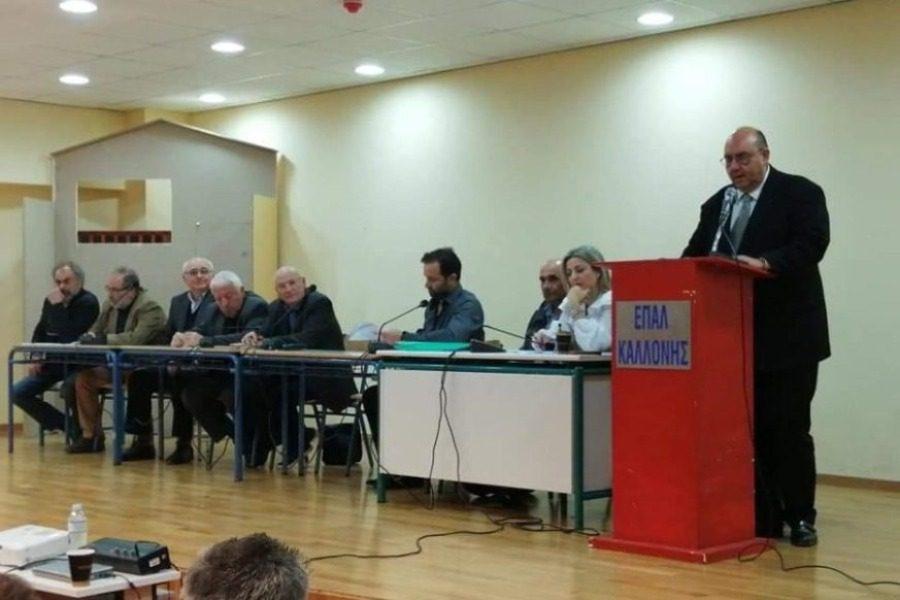 Συντονίζει την πολιτική προστασία ο Δήμος Δυτικής Λέσβου