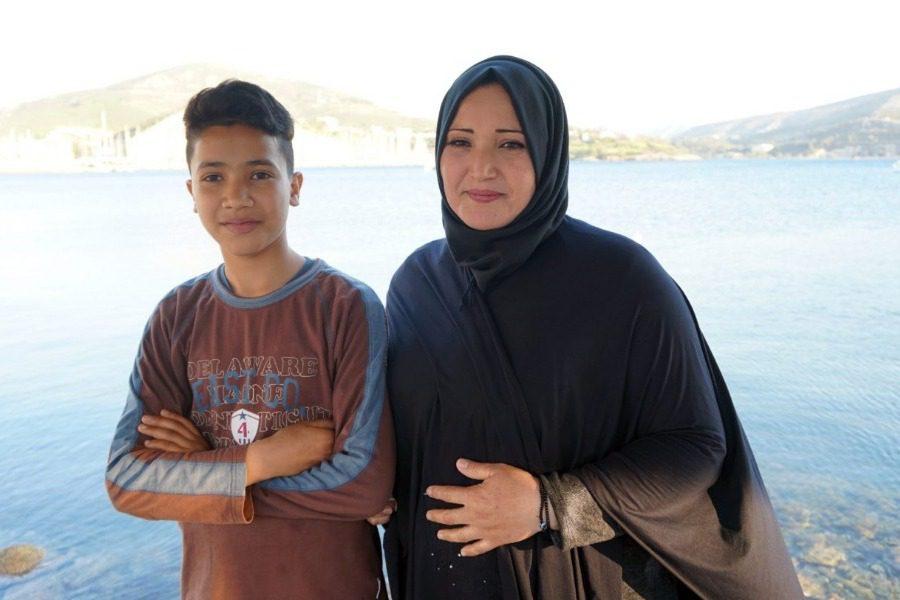 13χρονος Παλαιστίνιος διδάσκει ελληνικά μέσω facebook!