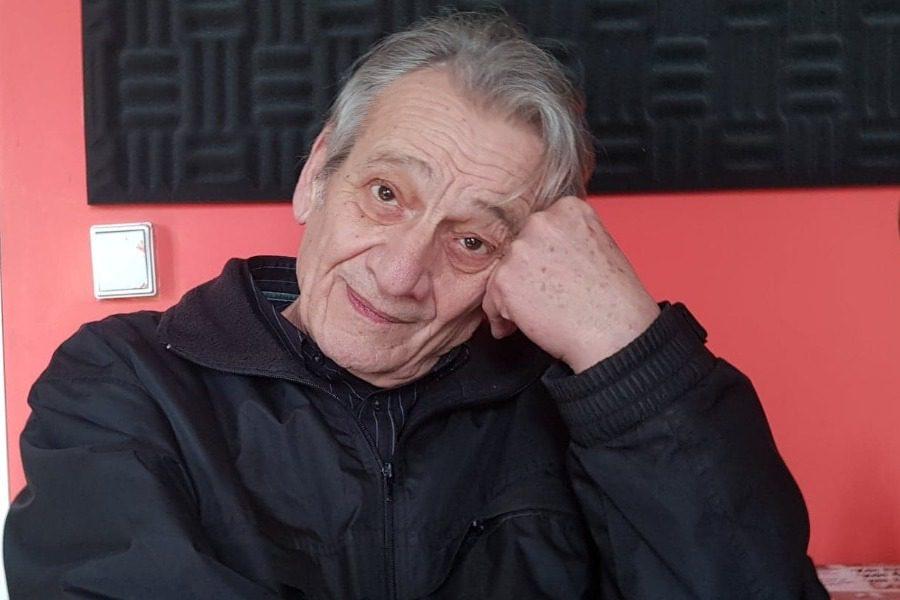 Ο Ανδρέας Θωμόπουλος στο Δημοτικό Θεάτρο