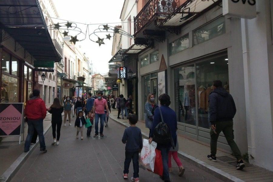 Θερινό ωράριο στην αγορά της Μυτιλήνης