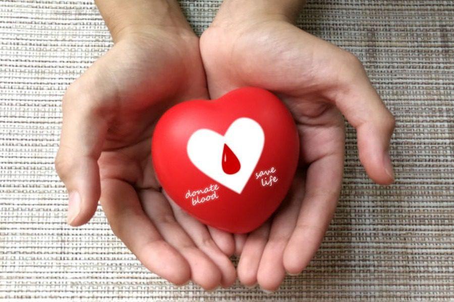 Εθελοντική αιμοδοσία στην Αγρα