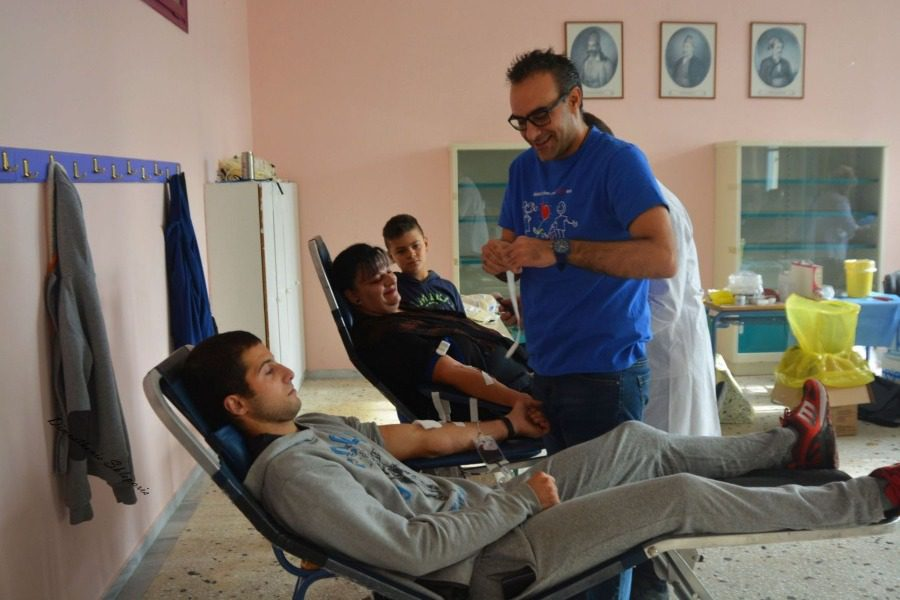 Ξανά η αιμοδοσία στο Νοσοκομείο