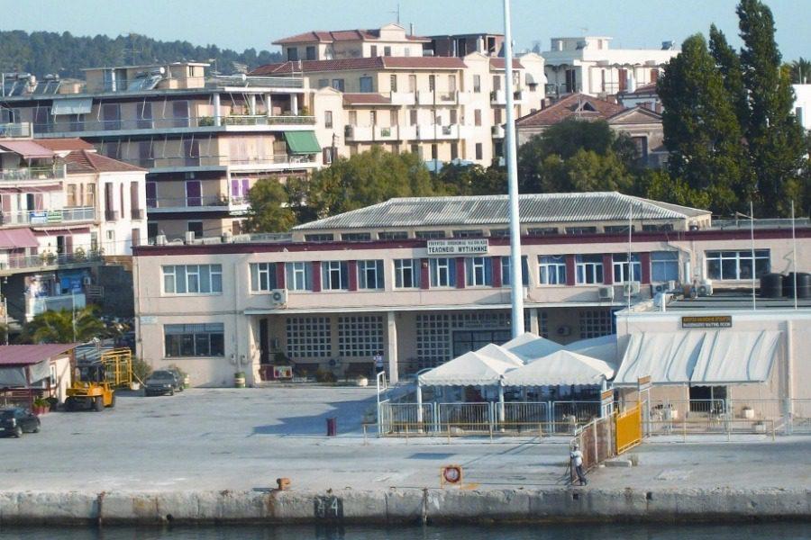 Δωρεάν Wi‑fi σε λιμάνι, τελωνείο και Πλατεία Σαπφούς