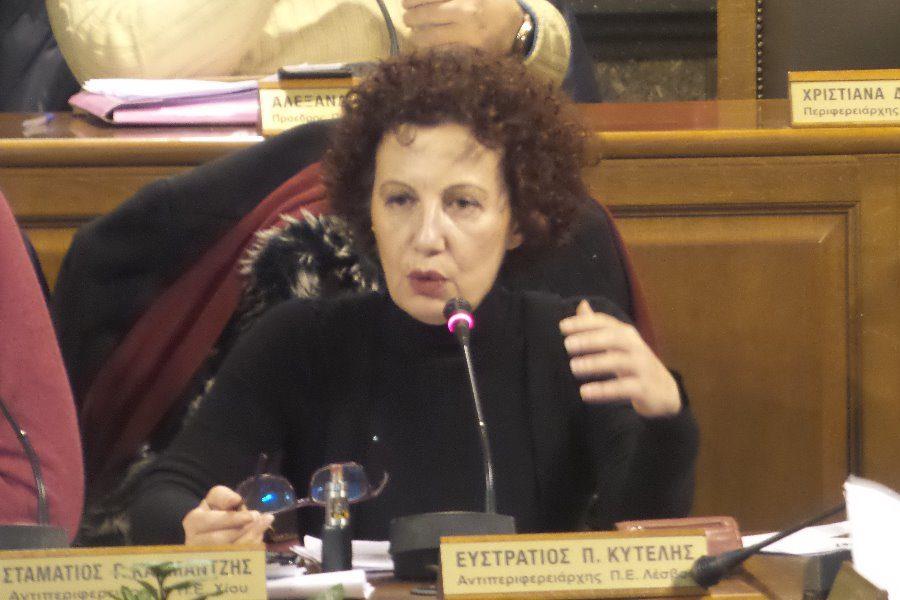 Αν. Αντωνέλλη: «Χωρίς Σπατάλες με σεβασμό στο δημόσιο χρήμα»