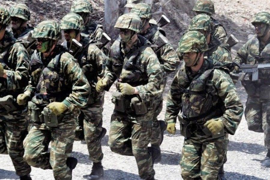 Έρχονται 15.000 προσλήψεις Επαγγελματιών Οπλιτών (ΕΠΟΠ)