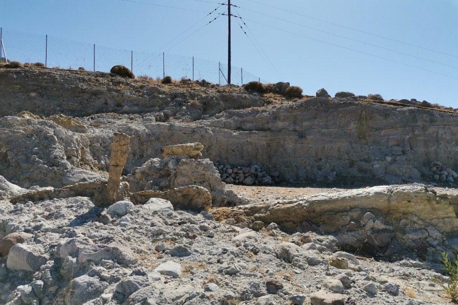 Ένα… υπαίθριο μουσείο με ευρήματα 20 εκατομμυρίων ετών!