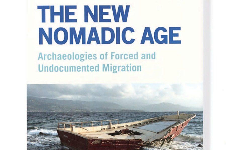 Διάκριση για το βιβλίο «Νομαδική Εποχή» με θέμα το προσφυγικό