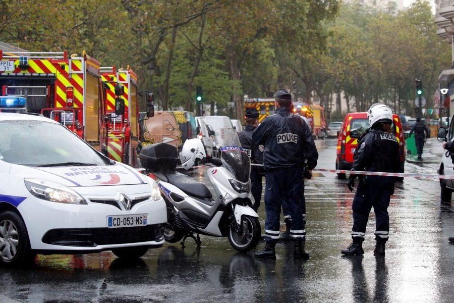 Παρίσι: Επίθεση με μαχαίρι κοντά στα παλαιά γραφεία του Charlie Hebdo