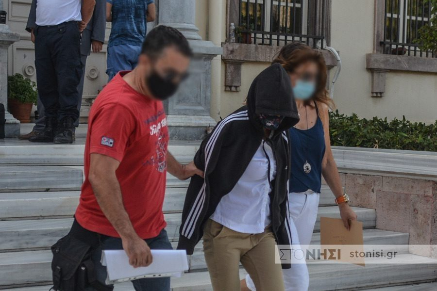 Προφυλακίστηκε η 43χρονη με τα 4,5 κιλά κοκαΐνης