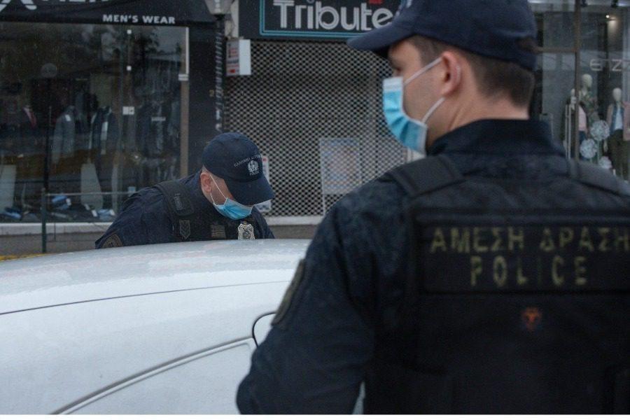 120 προληπτικά  τεστ κορονοϊού στην Αστυνομία
