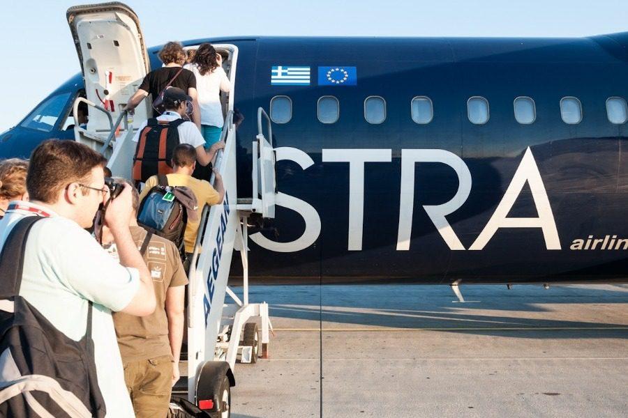 Astra Airlines: Τι λέει για τις ακυρωμένες πτήσεις και το μέλλον της