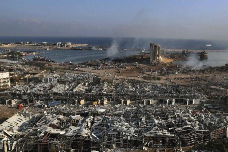 Νεκρή Ελληνίδα από την καταστροφική έκρηξη στη Βηρυτό