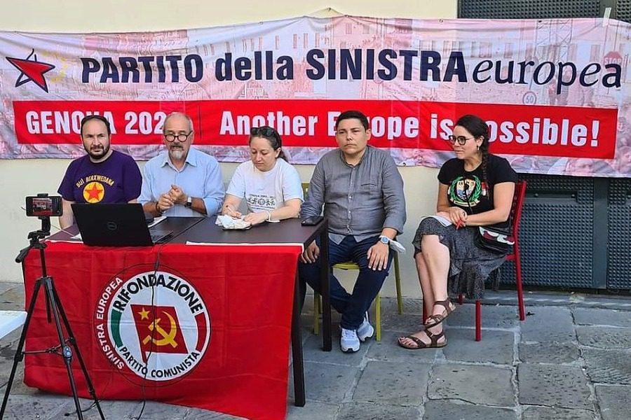 «Η γενιά της Γένοβας τίμησε τη μνήμη του Κάρλο Τζουλιάνι»