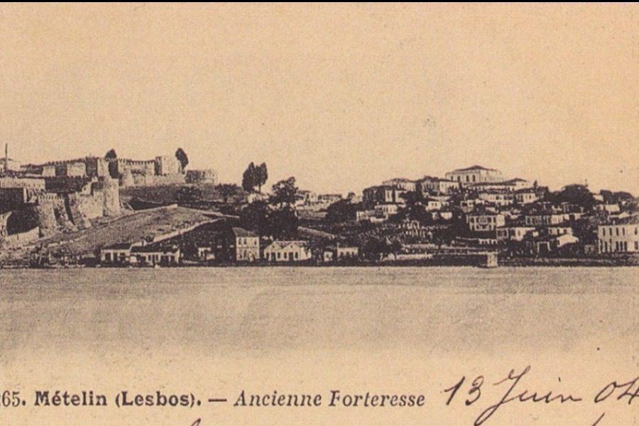 Η Λέσβος άντεξε πολλά, άντεξε 450 χρόνια Οθωμανών. Δεν κινδυνεύει ο πολιτισμός μας από κάποιους άμοιρους πρόσφυγες και μετανάστες που ούτως ή άλλως δεν θέλουν να μείνουν εδώ
