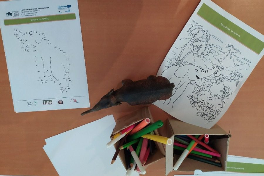 Ψηφιακά… στο Μουσείο Απολιθωμένου Δάσους!