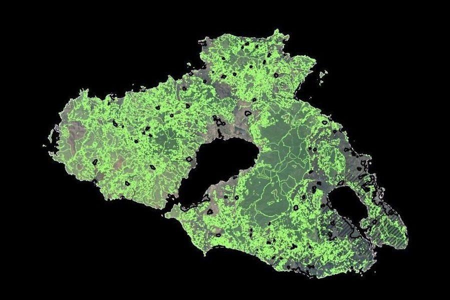 «Οι δασικοί χάρτες βάζουν ταφόπλακα στην ανάπτυξη της Λέσβου»