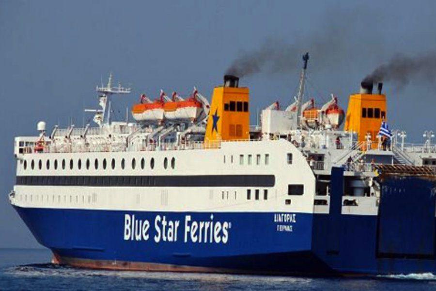 Δεμένα τα πλοία στα λιμάνια σήμερα και αύριο