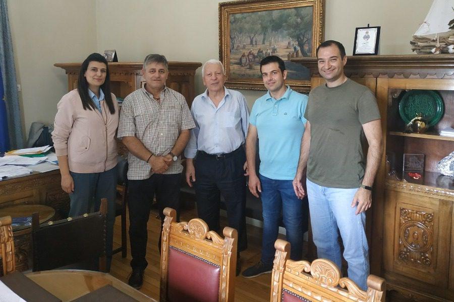 Επισκέψεις εκπροσώπων της Αστυνομίας στους Αιρετούς