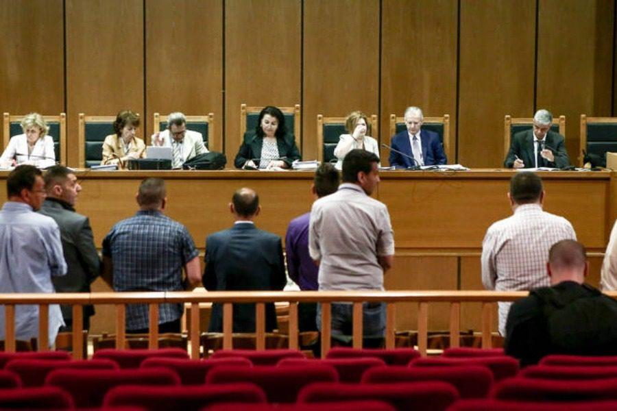 Ένα βήμα από την απόφαση για τις αναστολές στη Δίκη της Χρυσής Αυγής