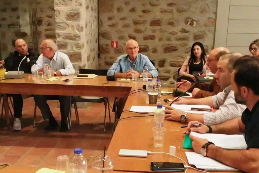 Συγκροτήθηκαν οι Επιτροπές και τα Ν.Π. του Δήμου Δυτικής Λέσβου