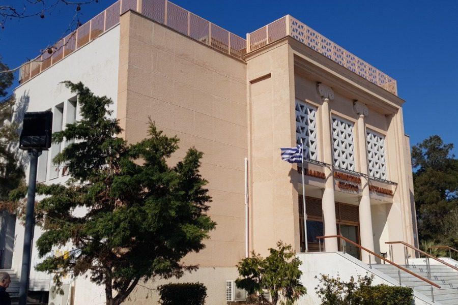 Εγκαίνια για την Εικαστική Παρέμβαση