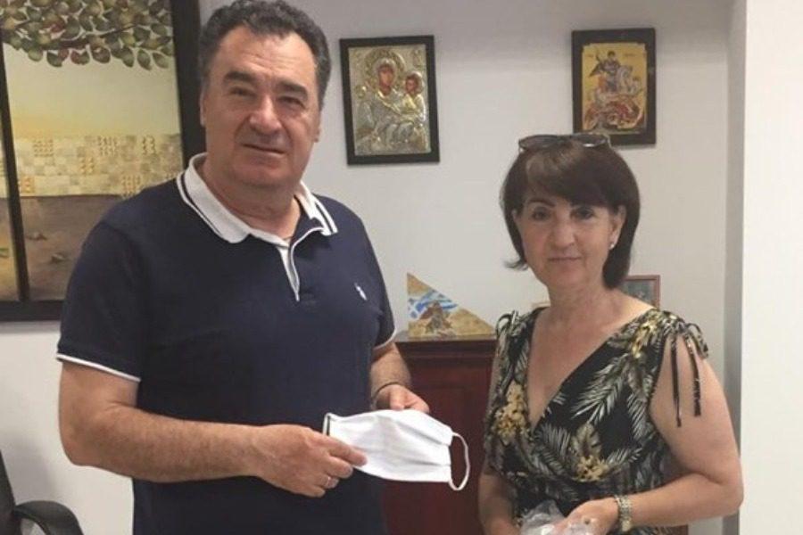 Νέες δωρεές στο Νοσοκομείο Μυτιλήνης