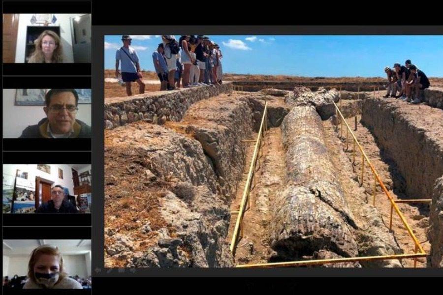 Εκπαιδευτικές δράσεις για την φυσική κληρονομιά της Λέσβου