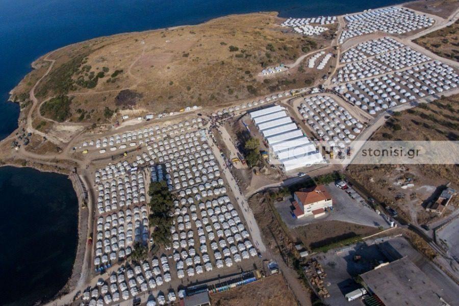 Κοινοβουλευτική «βόμβα» ΣΥΡΙΖΑ στη δομή του Καρά Τεπέ