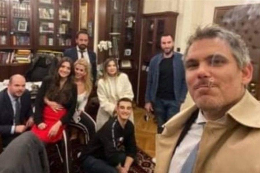 Εισαγγελική παρέμβαση για το πάρτι του προέδρου του Δικηγορικού Συλλόγου Αθήνας