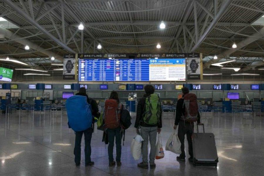 Ταξιδιωτική σύσταση ΗΠΑ για Ελλάδα εξαιτίας αύξησης των κρουσμάτων